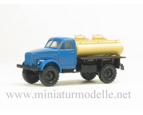 1:87 H0 GAZ 63 АCTP-1,8 Milchtankwagen