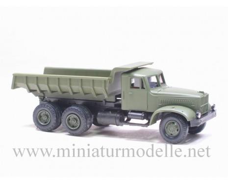 H0 1:87 KRAZ 256 B1 Kipper, Militär