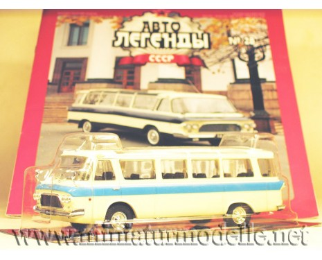 1:43 ZIL 118 Junost with magazine #20
