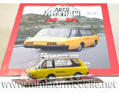 1:43 VNIITE-PT Taxi with magazine #79
