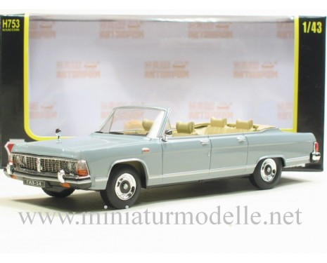 1:43 GAZ 14 Chaika cabrio, grey