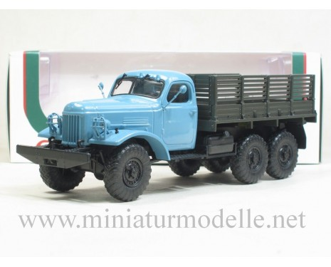 1:43 ZIL 157 open side civil
