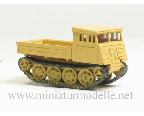 H0 1:87 RSO Klöckner-Humboldt-Deutz open side Military beige