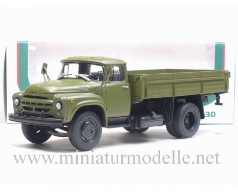 1:43 ZIL 130 previous open side, military