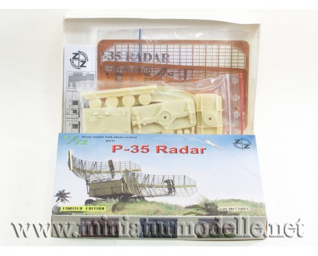 1:72 P 35 Radar, military