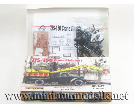 H0 1:87 ZIS 150 Crane Bleichert, civil, small batches model