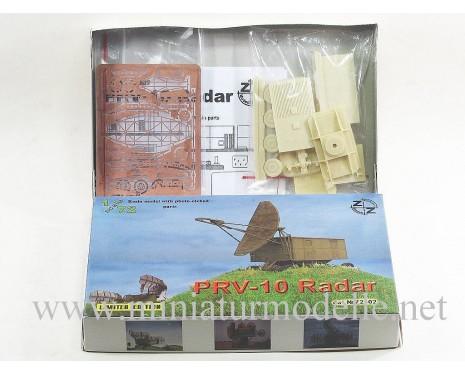 1:72 PRV 10 Radar, military