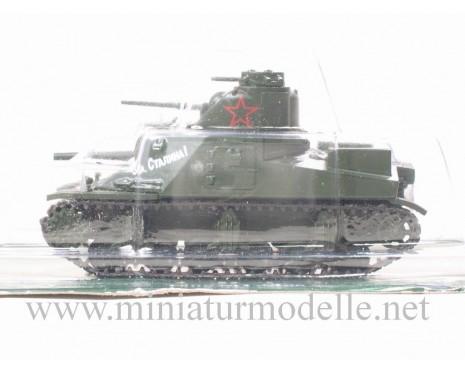 1:72 Kampfpanzer M3 Lee, Militär mit Zeitschrift #62