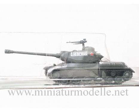 1:72 sKPz schwerer Kampfpanzer IS-2, Militär mit Zeitschrift #66