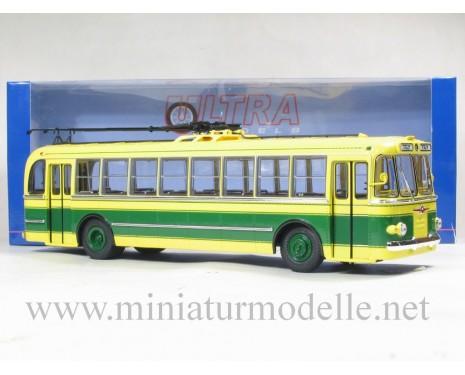 1:43 Oberleitungsbus TBU-1, 1955-1958