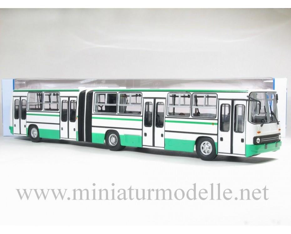 1:43 IKARUS 280 Bus weiss-grün