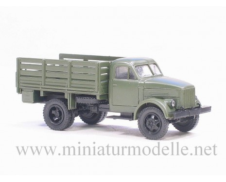 1:87 H0 GAZ 51 N open side military