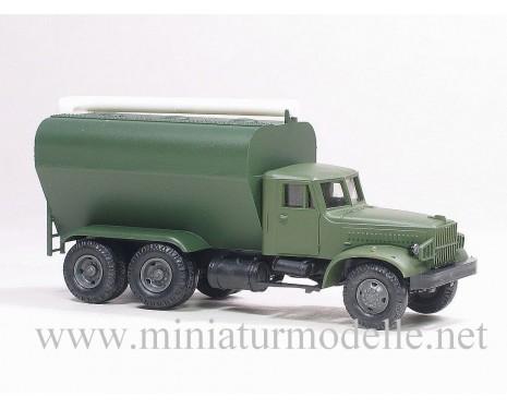 H0 1:87 KRAZ 257 Zementtransporter US6-30, Militär
