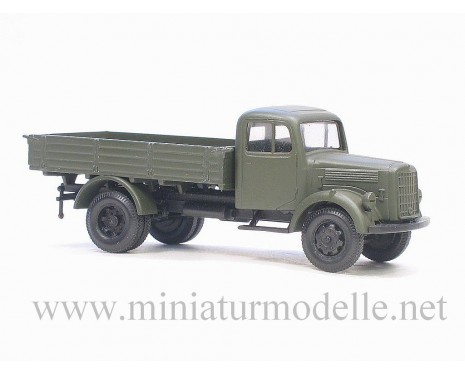 H0 1:87 MB 311 open side, military green