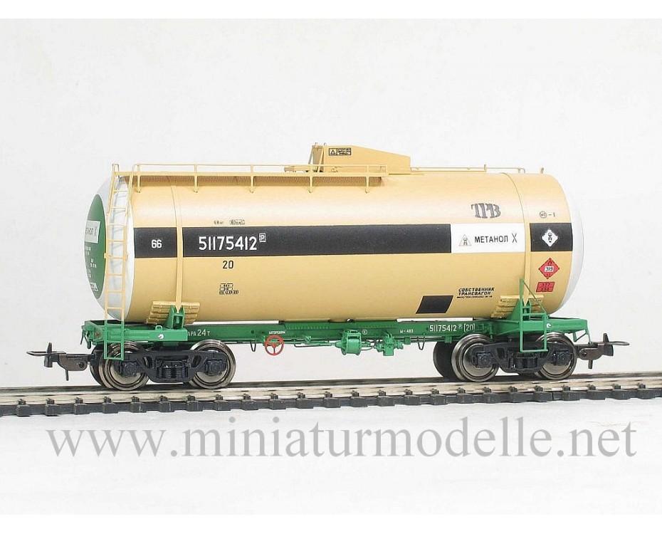 1:87 H0 Kesselwagen mod. 15-1610 zum Transport von Methanol, 5. Epoche, Kleinserien