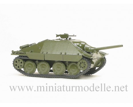 H0 1:87 Hetzer tank destroyer Sd.Kfz.138/2, military