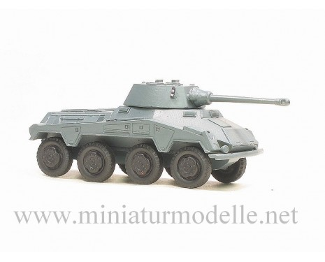 H0 1:87 Sd.Kfz. 234/2 Puma armored car, military, small batches model