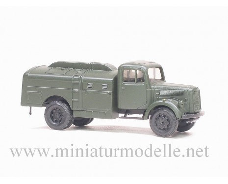H0 1:87 MB 311 fuel tank military green