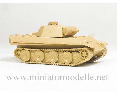 H0 1:87 Panther Sturmmorser 150mm Assault Mortar, militär