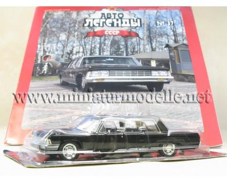 1:43 ZIL 114 Limousine mit Zeitschrift #46