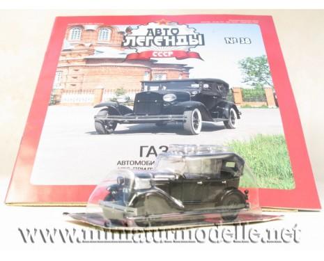 1:43 GAZ A Zeitschrift №39