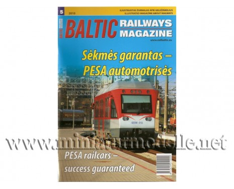Baltic Railways magazine 2009 #5