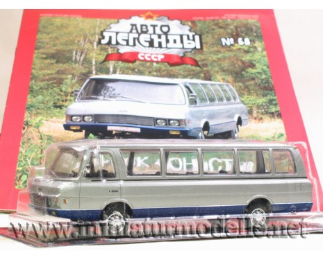 1:43 ZIL 118 K Junost with magazine #68