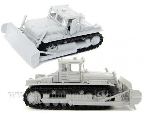 1:87 H0 DET-250 bulldozer, small batches model kit