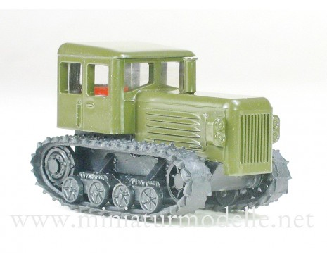 H0 1:87 Crawler tractor DT-47, military