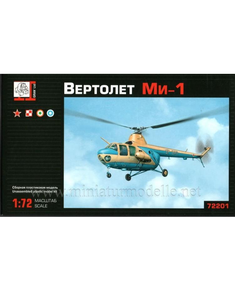 1:72 Mi 1 light utility helicopter, kit
