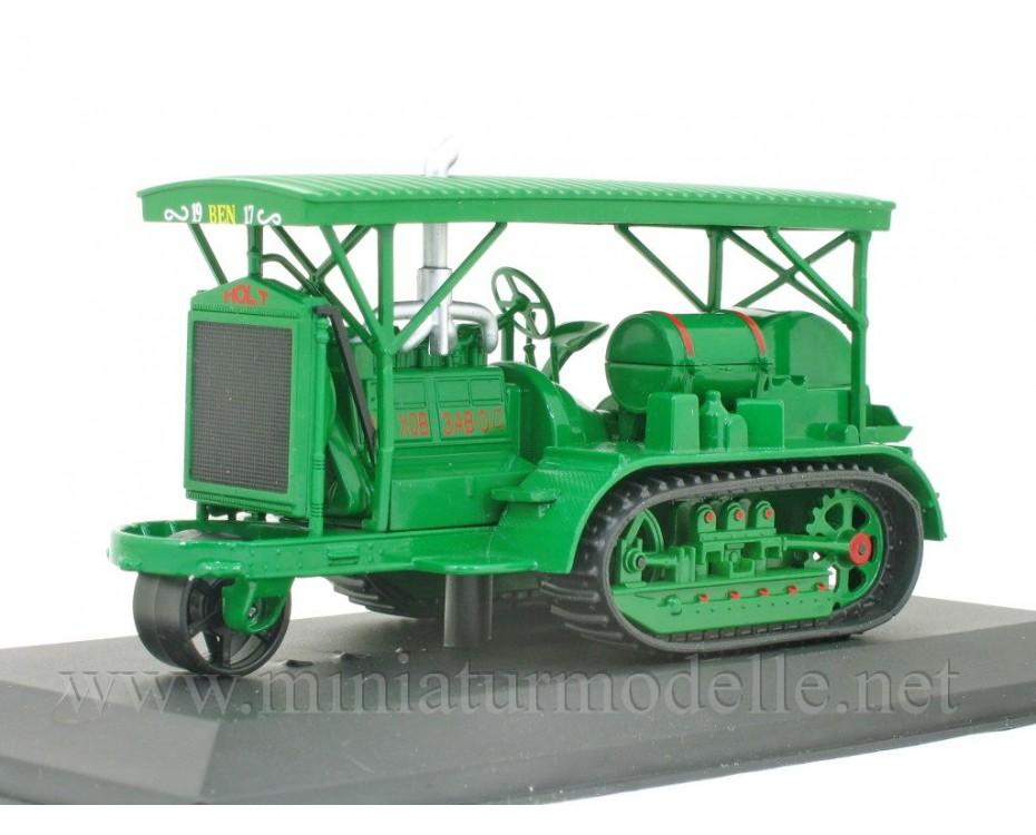 1:43 Holt Artillerieschlepper Traktor mit Zeitschrift №73