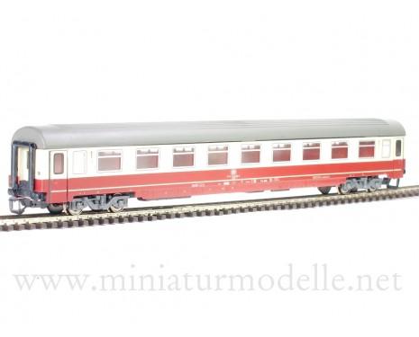 1:120 TT 7610 1. Kl. Schnellzugwagen mit 9 Abteilen, Avmz 207, Typ Eurofima, DB