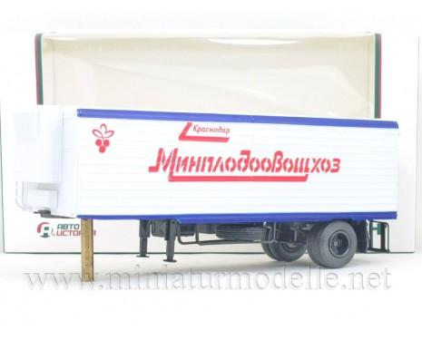 1:43 Refrigeration trailer Alka N12CN