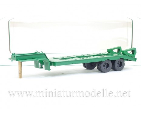 1:43 Low loader trailer CMZAP 5523, military