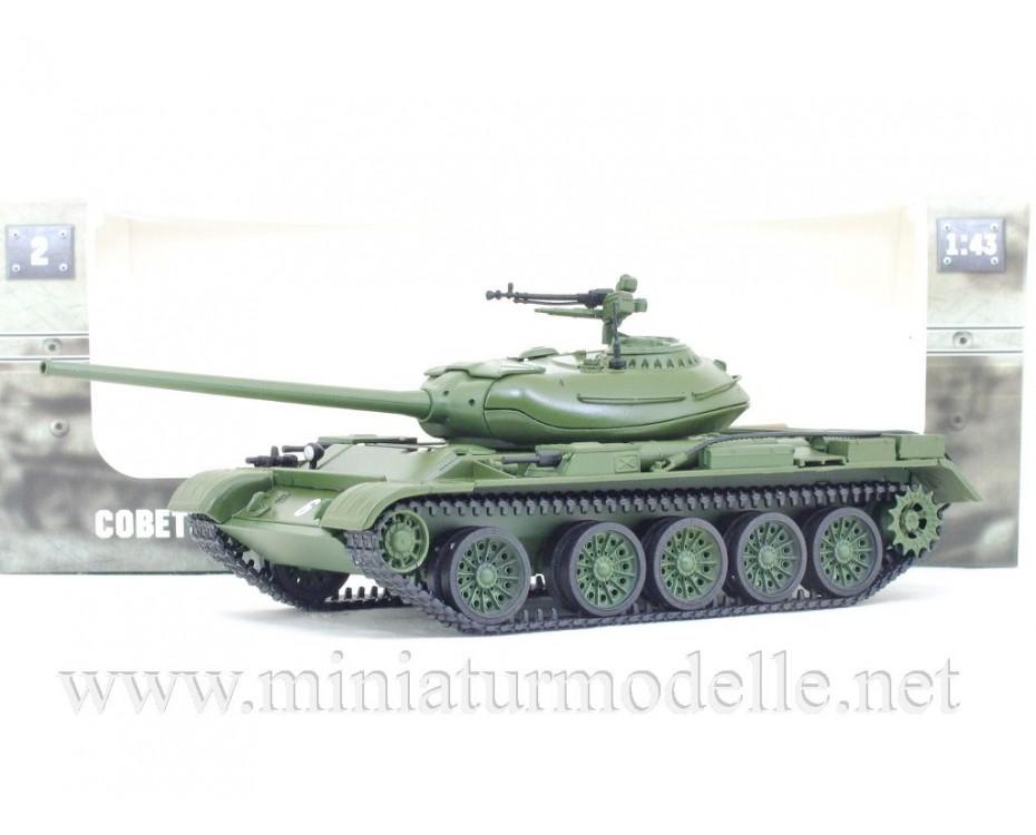 1:43 T 54 1 Panzer, Militär