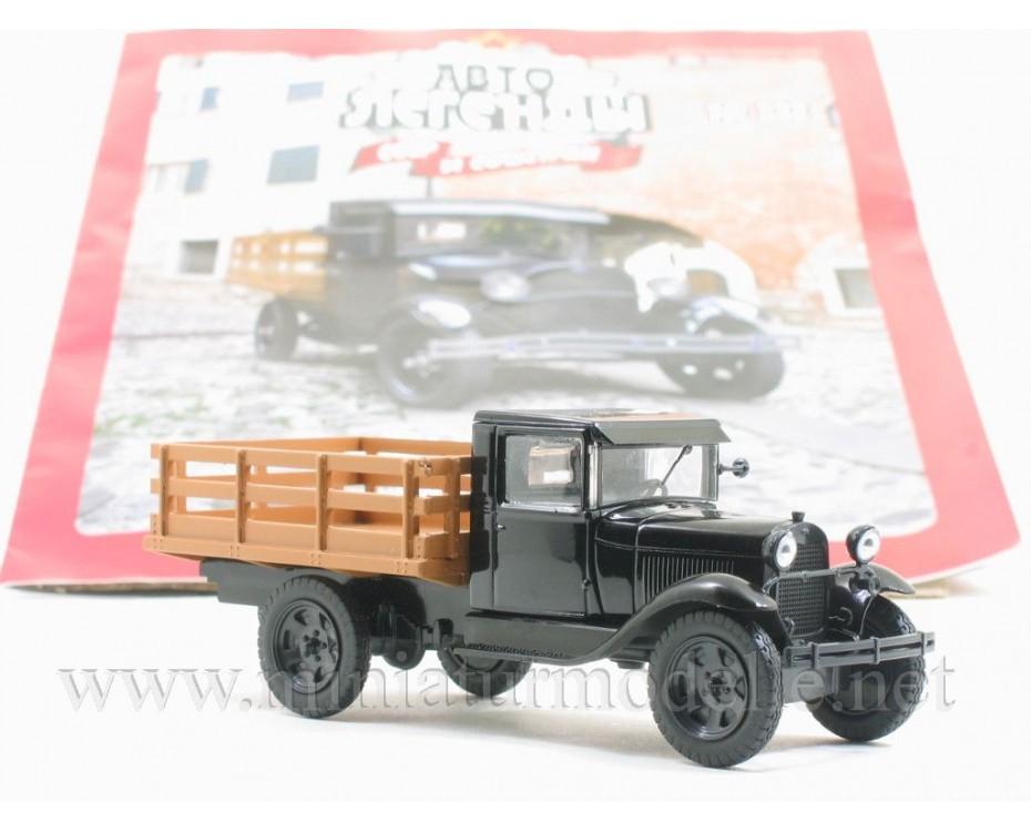1:43 Ford Model AA mit Zeitschrift #222