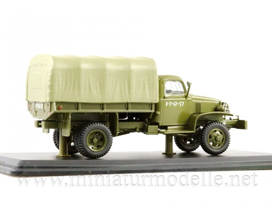1:43 Chevrolet G7117 Load platform, military
