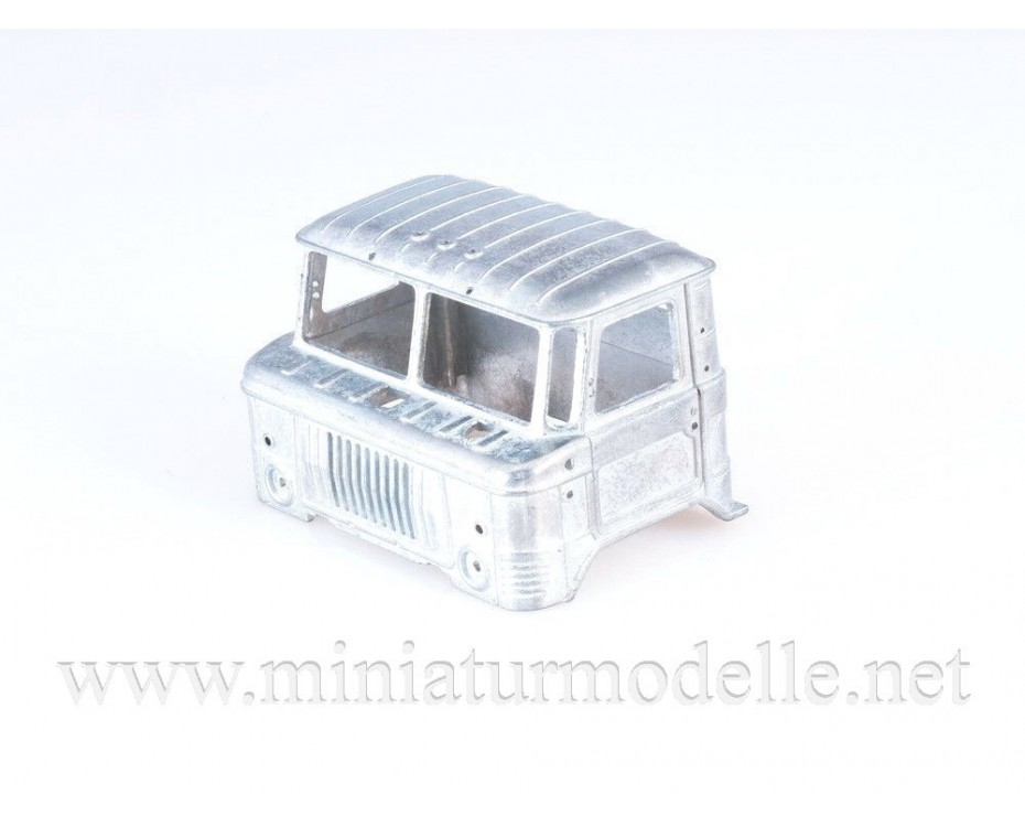 1:43 GAZ-66 box K-66, military, kit