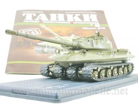 1:43 Objekt 279 Panzer mit Zeitschrift #2