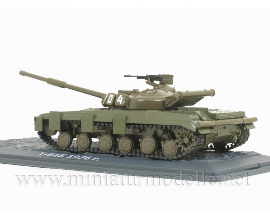 1:43 T 64 B Panzer mit Zeitschrift #4