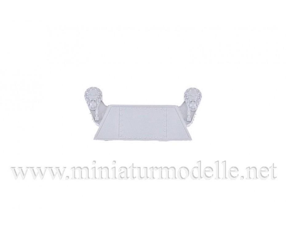1:43 ZIL 4904 Schneckochod Pritsche, Kleinserien Bausatz