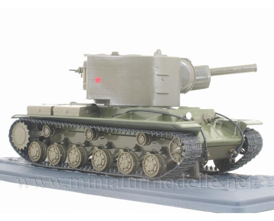 1:43 KW 2 1941 Panzer mit Zeitschrift #5