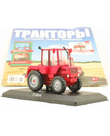 1:43 T 30 A Tractor with magazine #82