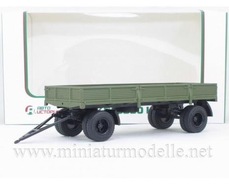 1:43 GKB 8350 load platform trailer