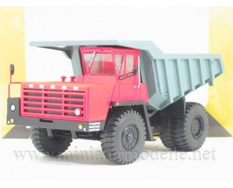 1:43 BELAZ 540 A quarry dump truck