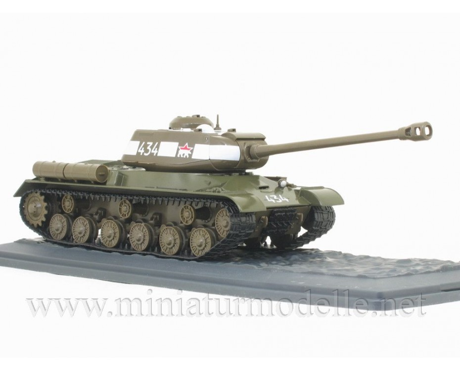 1:43 IS 2 Panzer mit Zeitschrift #6