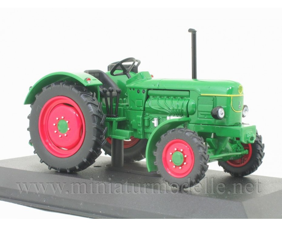 1:43 Deutz D8005 A 1966 Traktor mit Zeitschrift #84