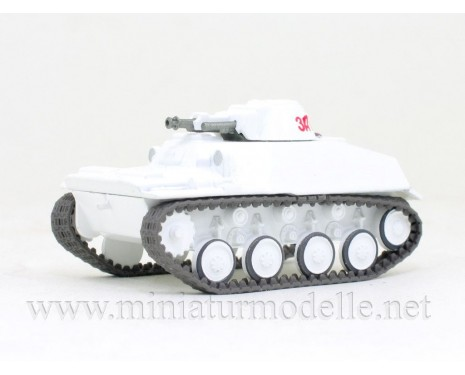 1:72 Light battle tank T-40, military with magazine #41