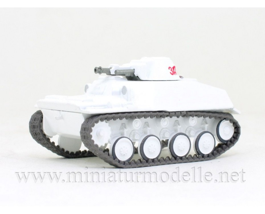 1:72 LKPz Leichter Kampfpanzer T-40, Militär mit Zeitschrift #41