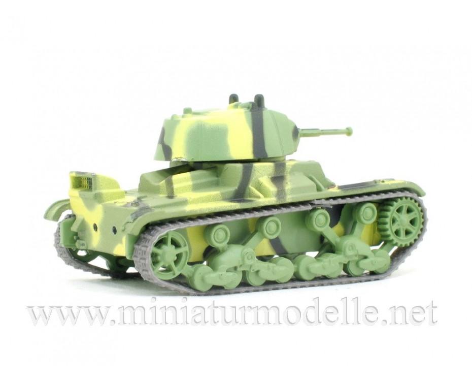 1:72 LKPz Leichter Kampfpanzer T-26-39, Militär mit Zeitschrift #43